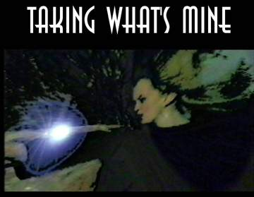 Taking What's Mine Logo